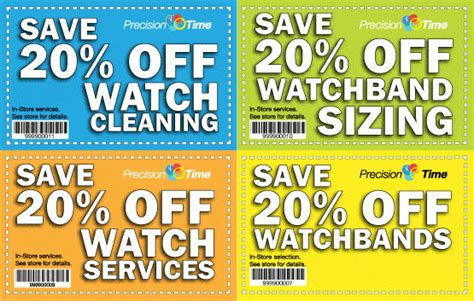 coupon templates excel  formats