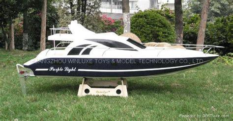 Boat Lights Princess Auto by Purple Light Lan Bao Rc Gas Yacht Product Catalog China