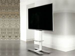 Pied Mural Tv : erard ablage f r tv standfu will wei ~ Teatrodelosmanantiales.com Idées de Décoration