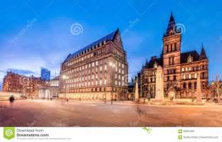 Town Hall Manchester England