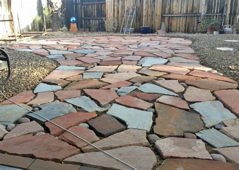 cost flagstone flagstone patio cost guidepecheaveyron com
