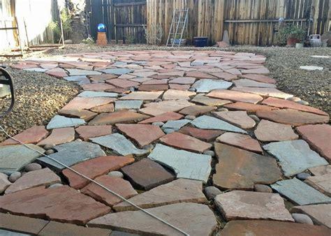average cost of flagstone flagstone patio cost guidepecheaveyron com