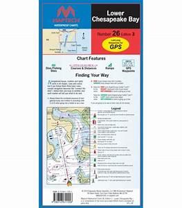 Maptech Chart Books Lower Chesapeake Bay Waterproof Chart Richardson 39 S