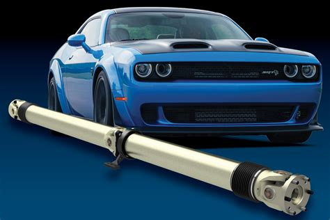 Hellcat Problems by Bangshift Williams Announces Hellcat Driveshafts
