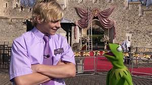 Sneak Peek with Ross Lynch - Muppets Most Wanted - YouTube