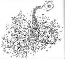 疯魔全球的减压神器 秘密花园 涂色书 indigo有减价 新闻