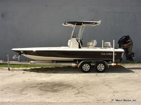 Shearwater Boats Manufacturer by 2012 Shearwater 23 Ltz Boats Yachts For Sale