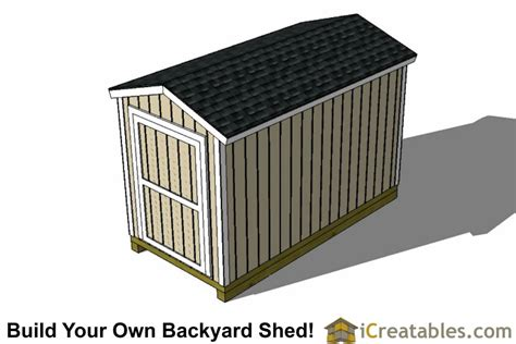 6 x 12 shed plans 6x10 shed plans 6x10 storage shed icreatables
