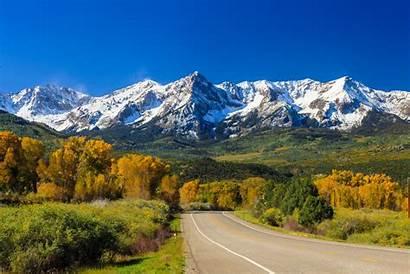 Rocky Mountains Southern Range Colorado Ranges Mount