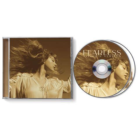 Bravado - fearless (taylor's version) - Taylor Swift - CD