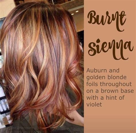 hair color for fall 2015 auburn hair with golden highlights fall 2015 hair color