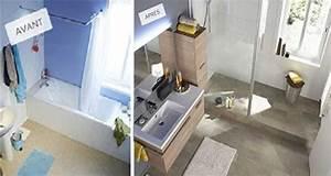 refaire sa salle de bain en 6 idees deco faciles deco cool With refaire peinture salle de bain