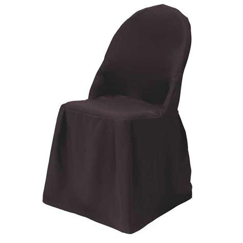 housse de chaise dossier rond