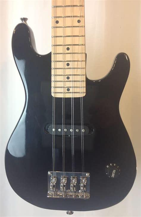 ukulele guitar string baritone conversion mortone electric reverb