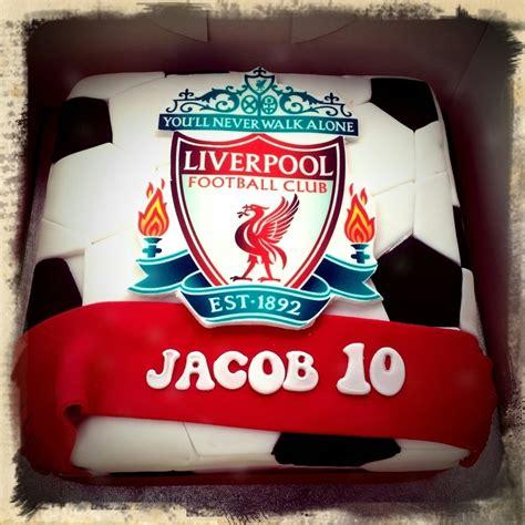 Liverpool Fc Cake Cakecentralcom