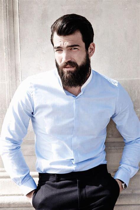 classy  dapper   artistry  beard styles