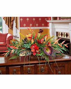Enhance Your Decor with Orchid & Calla Lily Silk Flower