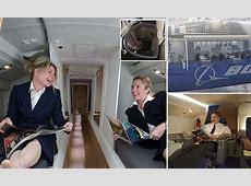 Where do Pilots Sleep? Real World Aviation Infinite