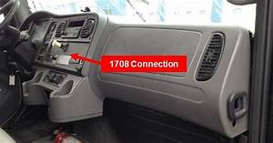 2009 Freightliner M2 Fuse Box Location