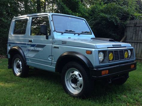 Suzuki Samari by 1990 Suzuki Samurai Tin Top For Sale In Washington D C
