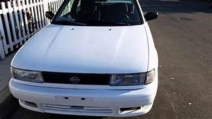 1992 Nissan Sentra Se-r For Sale
