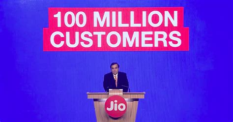 india s richest is done with giving away 4g services for free to 100 million users