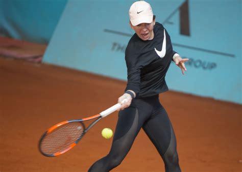Simona Halep Stills at Mutua Madrid Open in Madrid 2018/05/06 264483 - Celebskart