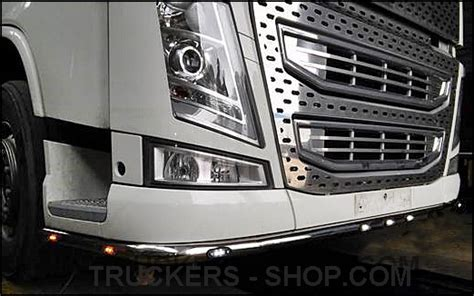 Volvo Parts And Accessories by Lo Bar Bumper Truck Hgv Truck Parts Accessories