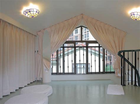gardinen für giebelfenster tolle bilder gardinen f 252 r dreiecksfenster archzine net