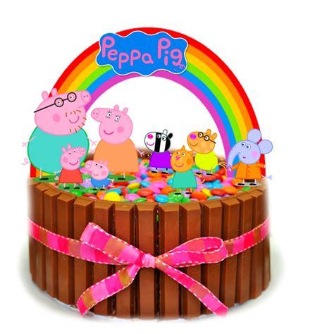 topo de bolo peppa pig no elo7 brl flex festas 651ec9