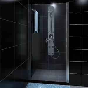 Duschtür 80 Cm : duscht r nischenabtrennung duschabtrennung pendelt r glas ~ Michelbontemps.com Haus und Dekorationen