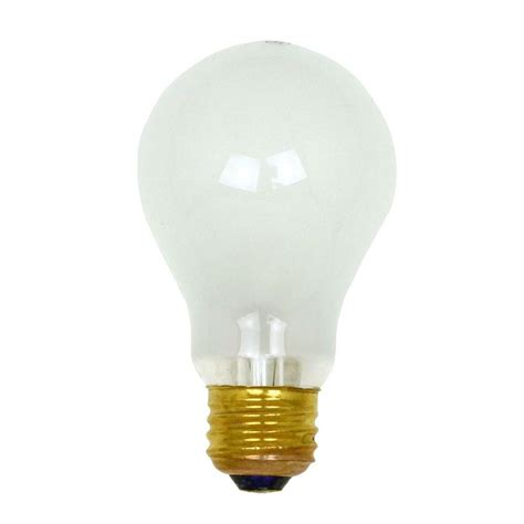 bulbrite 100 watt incandescent a19 light bulb 10 pack