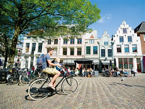 Utrecht Is Leading The Way In Terms Of Healthy City Living