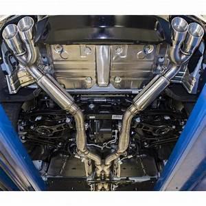 2016  6th Gen Zl1 Camaro  Lt4  Exhaust  U2013 Weapon