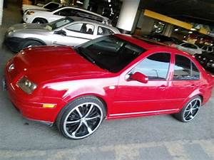 Vw Jetta A4 Gls Mod 2002 2 0  Rojo En Condiciones