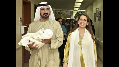 mohammed bin rashid al maktoum   wife haya al