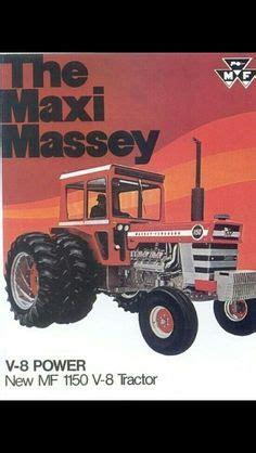 Economy Power King Utility Tractor Original