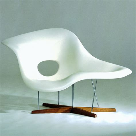 a la chaise charles eames premium chair design gallerist