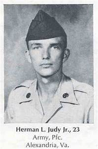 Virtual Vietnam Veterans Wall of Faces | HERMAN L JUDY JR ...