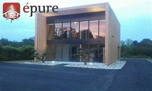 Construction Bureau Ossature Bois Toulouse Epure Bois
