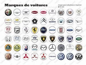 Marque De Voiture B : images digitales marques de voitures cabochons ronds 25 mm art numerique par safamod perles ~ Medecine-chirurgie-esthetiques.com Avis de Voitures
