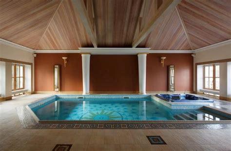 Luxury Indoor Swimming Pool Designs