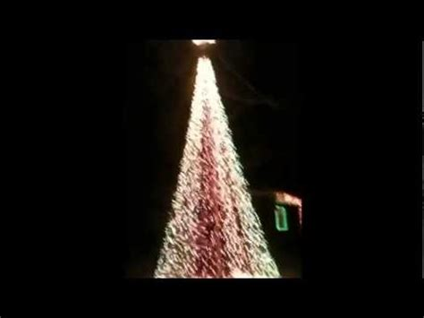 led light show cone tree are a great way to