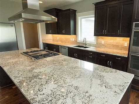 kitchen design marble countertops how white granite countertops can improve your space 4509