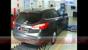 Chiptuning Ford Focus : ford focus 1 6tdci 115le chiptuning youtube ~ Jslefanu.com Haus und Dekorationen