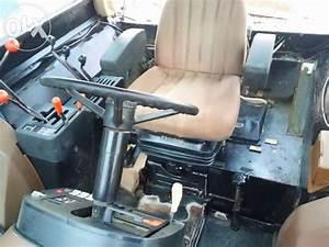 Tractor John Deere Model 2850 Interior Cabina De Comanda