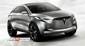 Tesla 4x4 Prix : tesla model y 2018 baladeur sans fil scoop auto moto ~ Gottalentnigeria.com Avis de Voitures