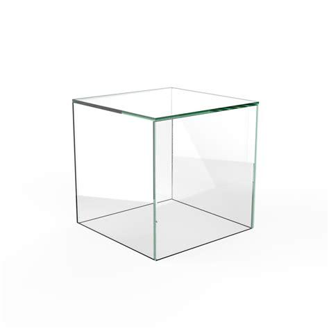 glass cube display 着色アクリルキューブディスプレイスタンド正方形5両面ボックスパースペックストレイ小売ショップホルダールーサイト表示 1226