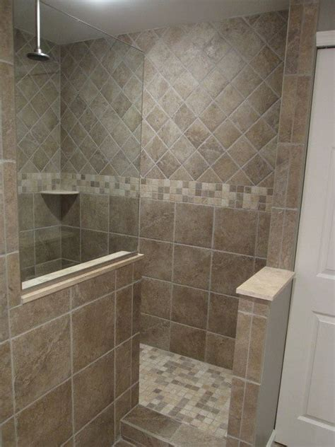 bathroom remodel ideas walk in shower 55 best images about bathroom showers on tub
