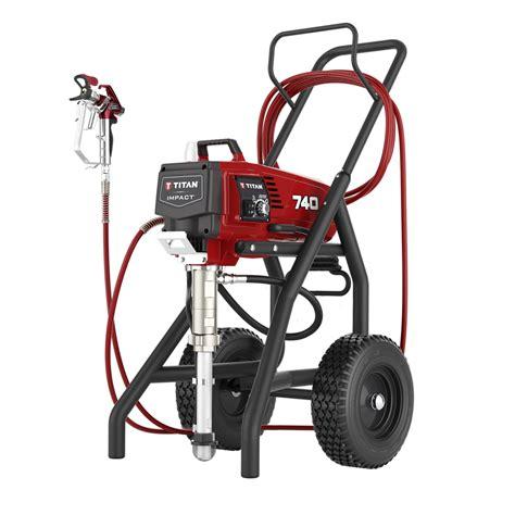 sprayair power airless spraying equipment and accessories